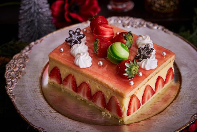 苺のフレジェ