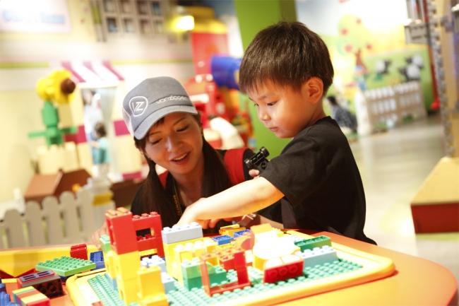 画像提供)LEGOLAND(R) Discovery Center Osaka