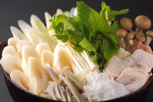 1月:秋田 きりたんぽ鍋