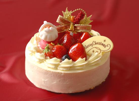 あまおうの生クリームケーキ