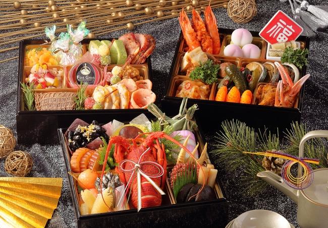 オリエンタルホテル広島のおせち料理