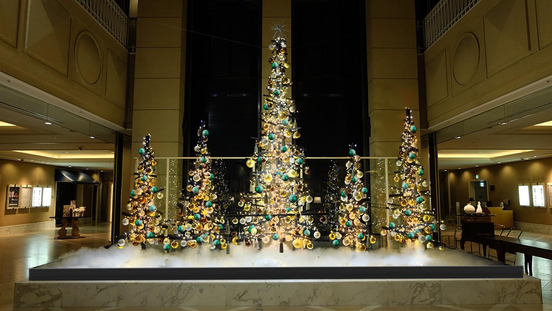 神戸メリケンパークオリエンタルホテル】ホテルで過ごす特別なクリスマス