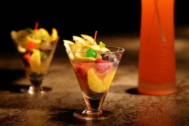 食べるフルーツカクテルイメージ(VIEW BAR)