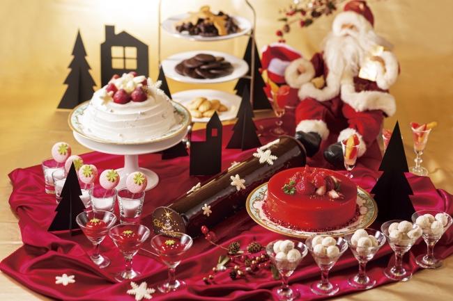 デザートブッフェ ~Early Christmas (アーリー クリスマス)~