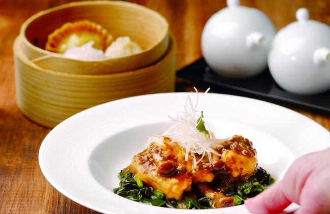 白身魚と高菜の煮込み 腐乳風味 料理イメージ