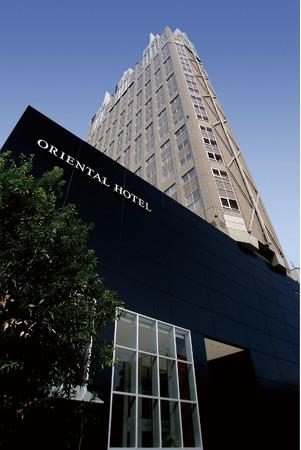 オリエンタルホテル広島外観
