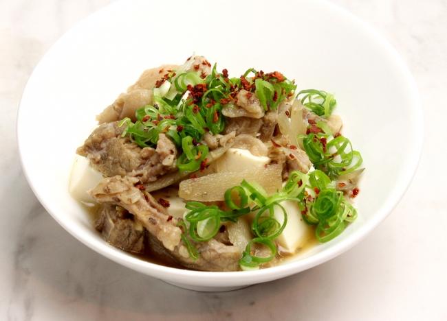 肉豆腐¥550《税抜》