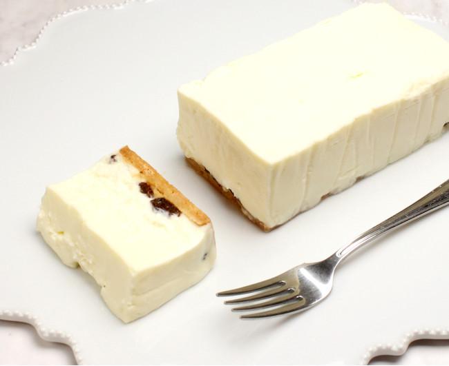 白淡のレアチーズケーキ