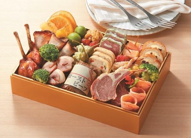 <肉好きのためのオードブル> 10,000円(税別)