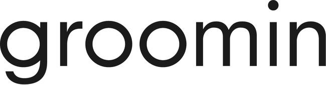 「groomin」ロゴ