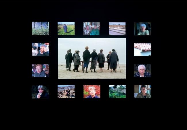 Agnes Varda, Les Veuves de Noirmoutier, 2004-2005 (C) Agnes Varda Photo (C) Jorge Miño