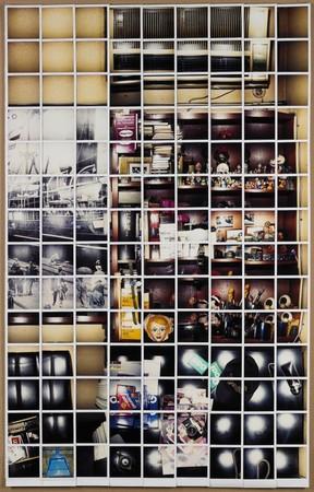 Daido Moriyama, Polaroid Polaroid, 1997 (C) Daido Moriyama