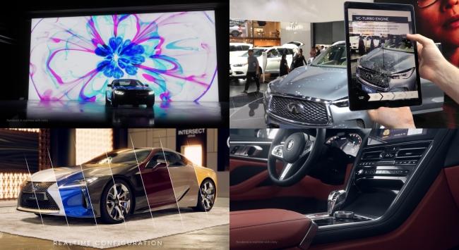 自動車業界での活用が広がっているUnity