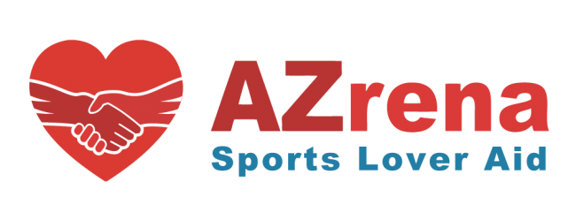 AZrena -Sports Lover Aid- ロゴ