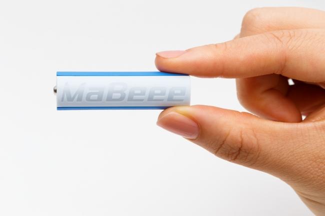 乾電池型IoTデバイスMaBeee