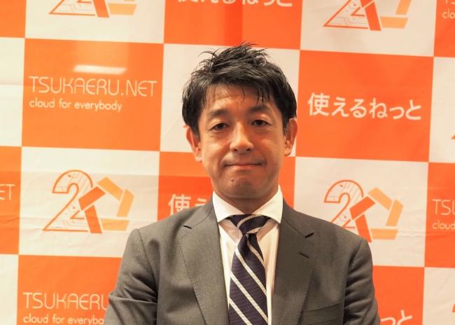 アクロニス・ジャパン株式会社 代表取締役 嘉規 邦伸 様