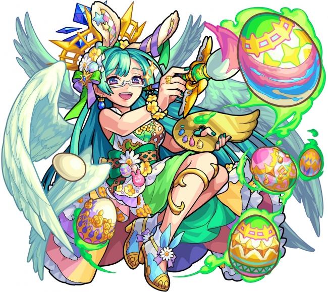 ▲木属性 ★6 春風と祝祭の大天使 ザドキエル (神化後)