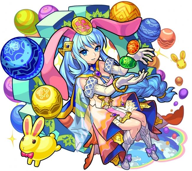 ▲水属性 ★6 穢れなき春風の女神 ヴェルダンディ (獣神化)