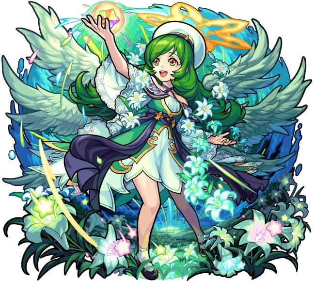 壮美なる聖告の大天使 ガブリエル(★6)