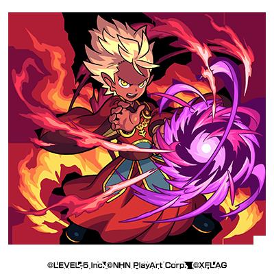 火属性 ★6 妖魔界の王者 エンマ大王