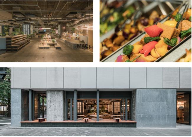 有楽町「micro FOOD & IDEA MARKET」