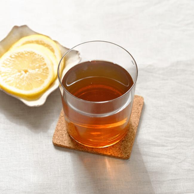 紅茶:甘酒=1:1 シロップの代わりに。
