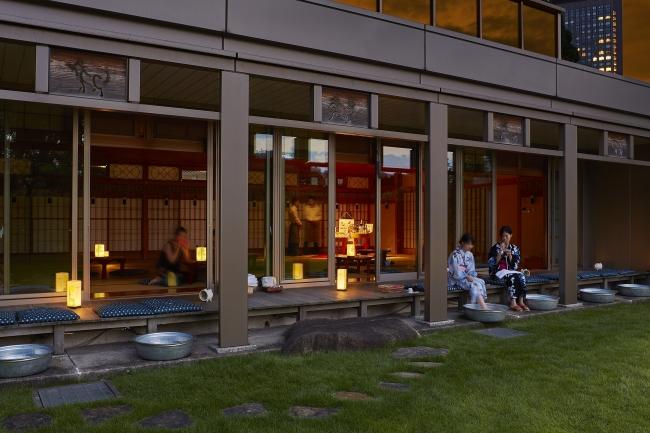 SUZUMUSHI CAFE 縁側 イメージ