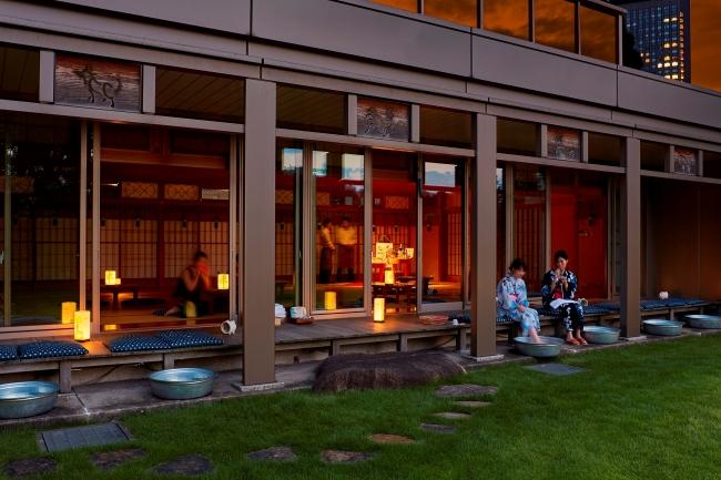 SUZUMUSHI CAFE 縁側