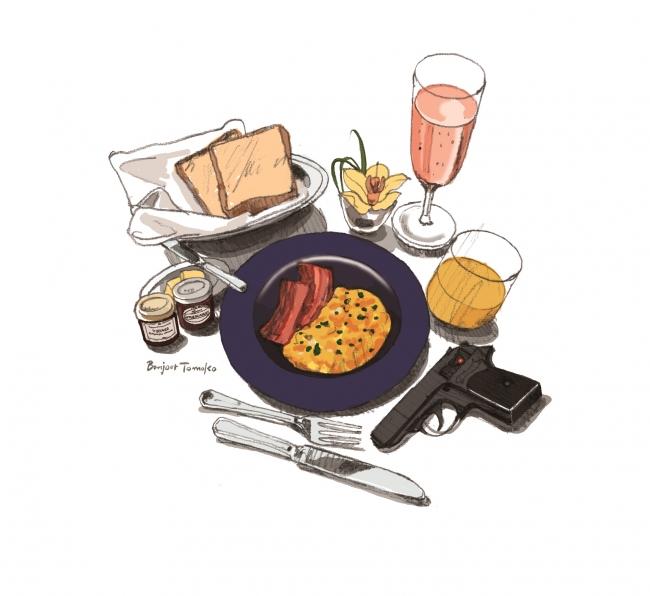 ジェームズ・ボンドがこよなく愛した朝食