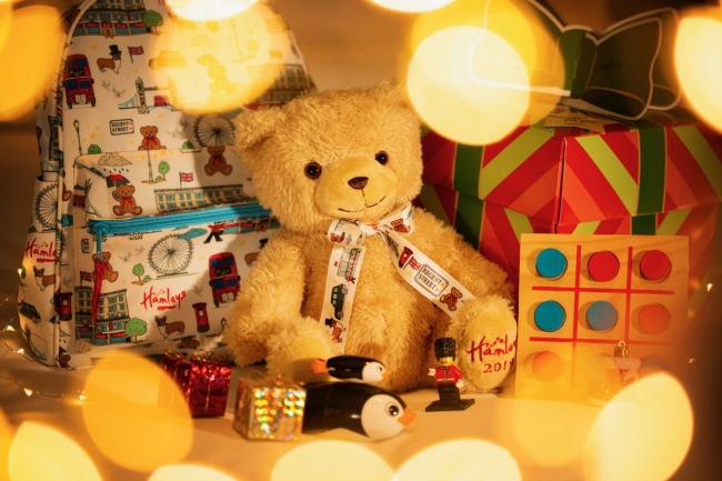 「クリスマスプレゼントボックス(女の子)」