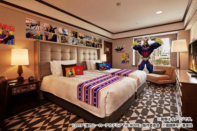 ベッドルーム イメージ