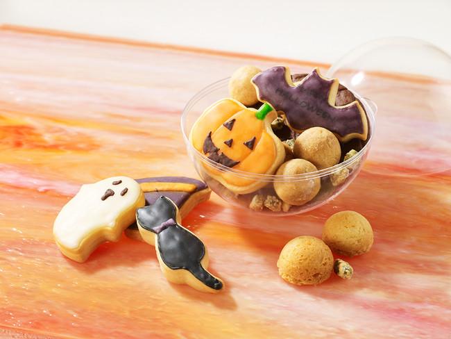 ハロウィーンクッキー イメージ