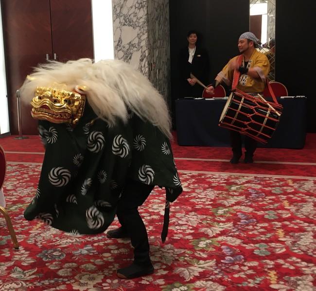 獅子舞 イメージ