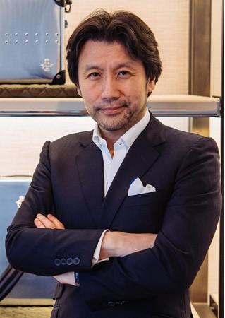 田窪 寿保氏