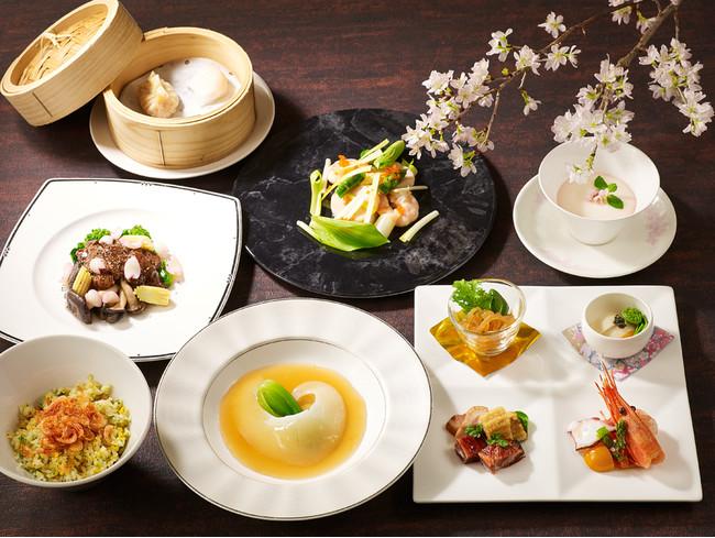 【中国料理 満楼日園】桜華コース イメージ