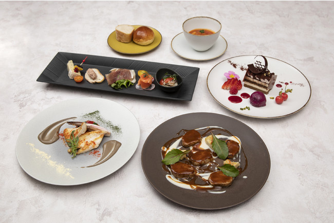 Chef's Dinner Course