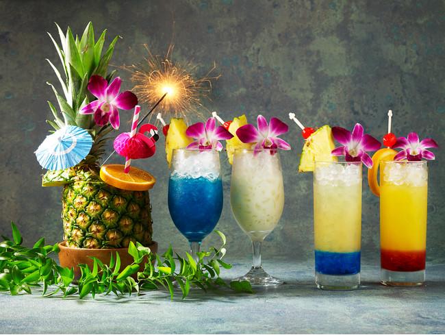 ハワイアンカクテル イメージ