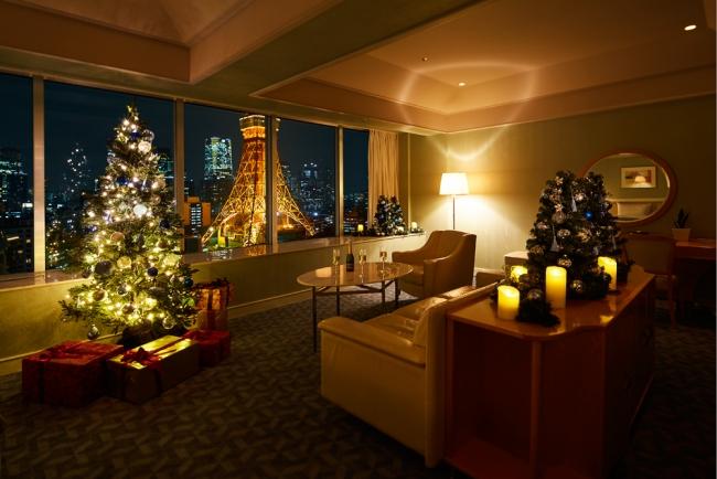 クリスマスデコレーションルーム