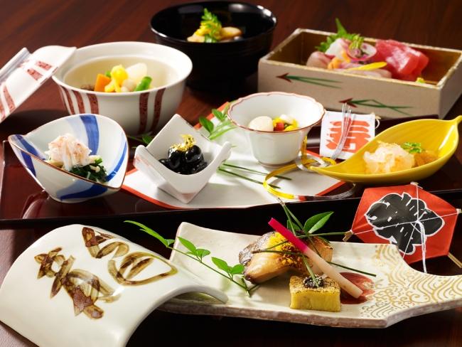 日本料理 芝桜 開運ミニ懐石「華」