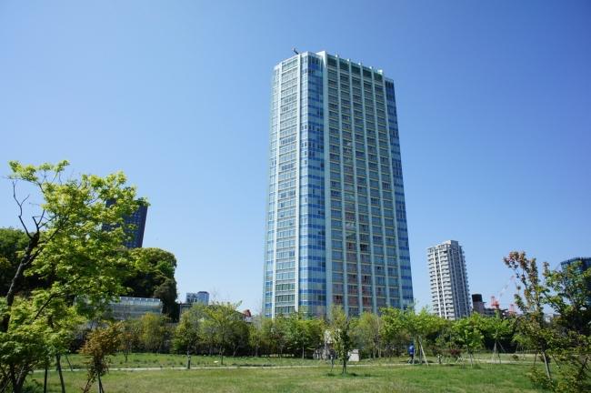 芝公園に立地するザ・プリンス パークタワー東京
