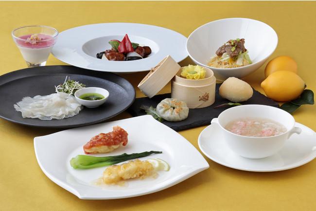 中国料理 皇家龍鳳 料理イメージ