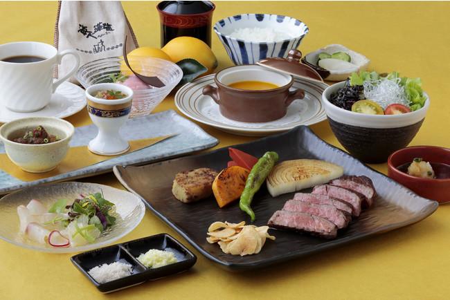 鉄板焼 葵 料理イメージ