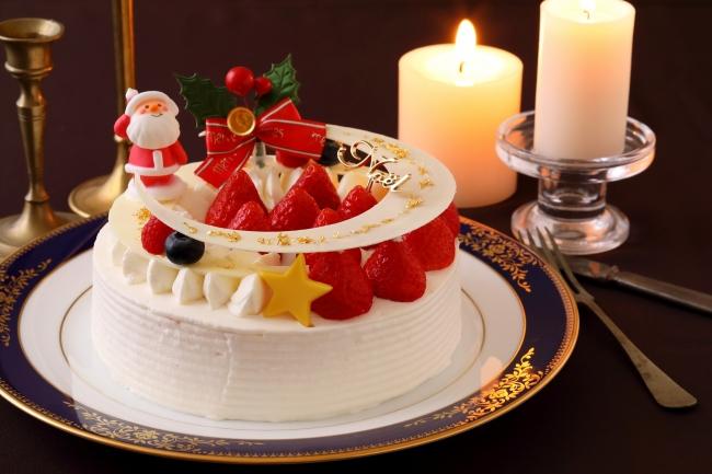 クリスマスケーキ~クレセントムーン~