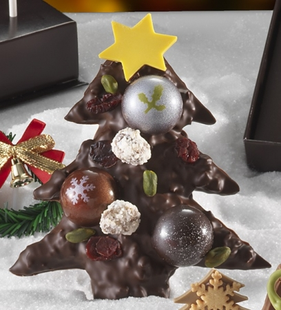 モミの木ショコラ