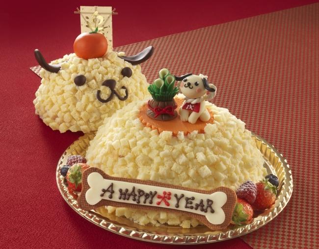 A HAPPY 犬 YEAR 中身