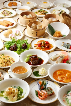 中国料理 皇家龍鳳「ランチオーダービュッフェ~飲茶~」