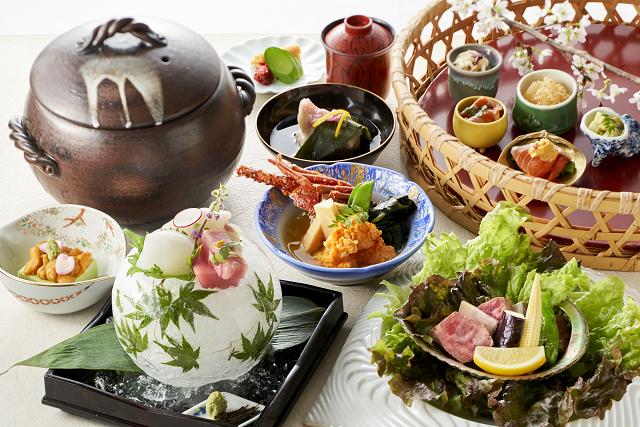 日本料理なにわ「25周年記念 ペア会席」イメージ