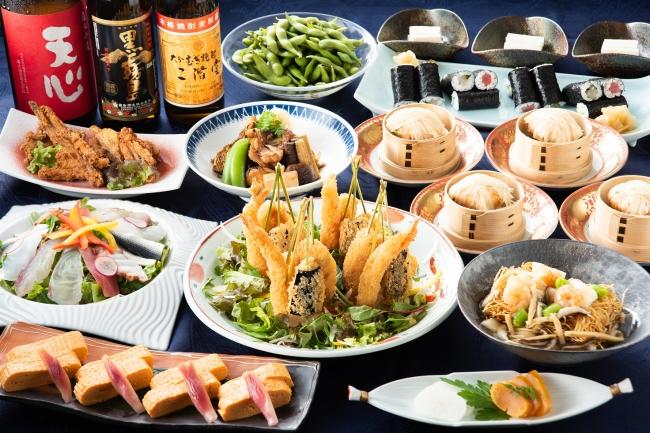 寿司・割烹 酒仙 ビアプランイメージ