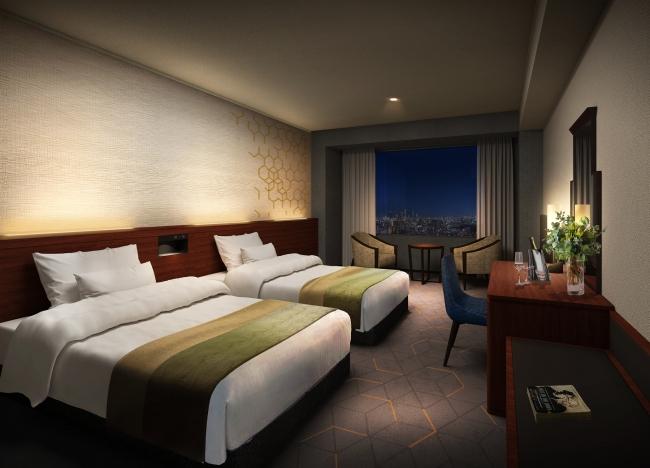 スーペリアフロア21-23階 客室イメージ