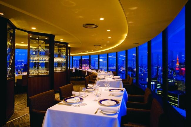 センチュリーロイヤルホテル スカイレストラン ロンド(23階)